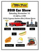 Click to view album: 2019 Tires Plus Car Show
