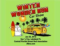 Click to view album: 2016 Winter Wonder Car Show