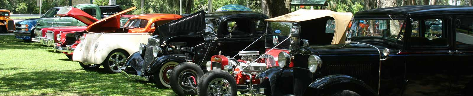 About Central Florida Street Rod Association